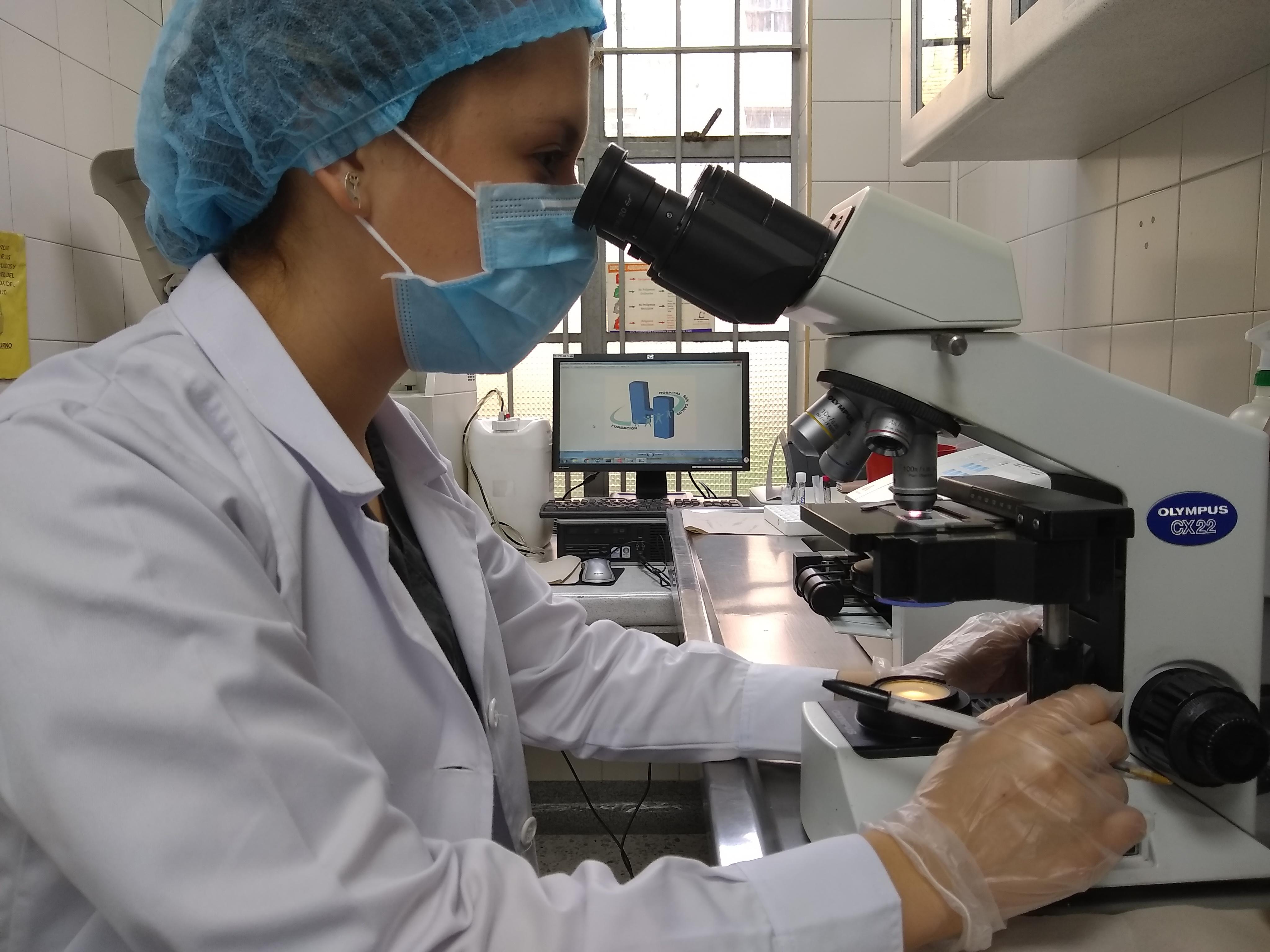 Laboratorio clínico Fundación hospital san carlos