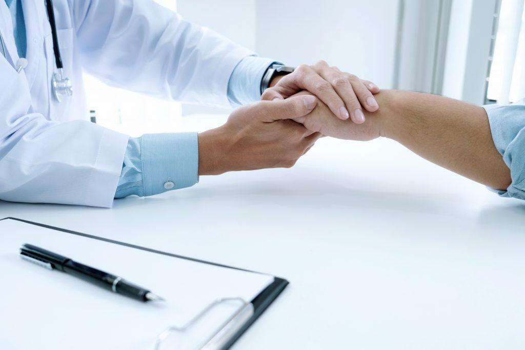 Cuidado paliativo consulta externa Fundación hospital san carlos