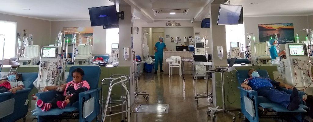 Unidad renal Fundación hospital san carlos